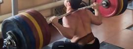 artem okulov 290kg Squat