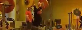 oxana karpunenko 155kg clean jerk