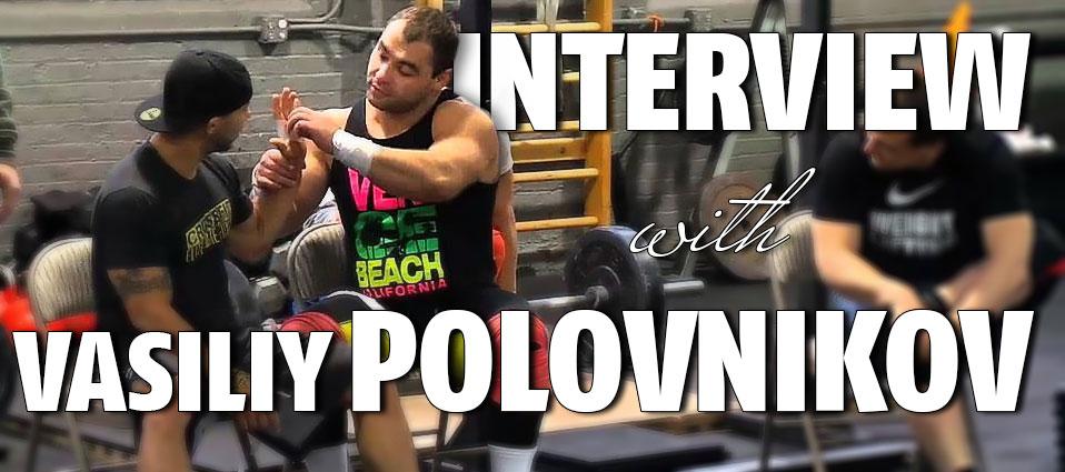 vasiliy polovnikov interview