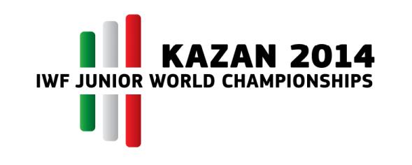 2014 jr worlds kazan logo
