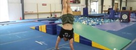 Handstand Walk Obstacle Courses *Update*