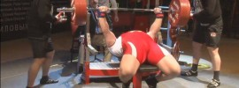 Kirill Sarychev 326kg Bench Press + Interview