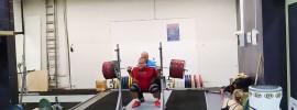 Mart Seim 320kg x10 Squat + How He Did It
