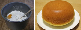 Use your Rice Cooker to Make Giant (Protein) Pancakes