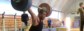 Vasiliy Polovnikov 200kg Snatch