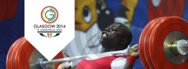 2014 Commonwealth Games Weightlifting