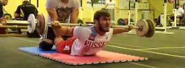 Apti Aukhadov Lying Back Extensions *Update*