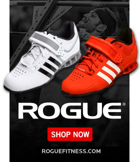 Click to Support ATG & Shop Rogue Fitness