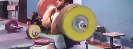 Behdad Salimi 225kg Deadlift + Power Clean + 2 Jerks