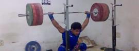 Mohamed Ehab 190kg Snatch Balance