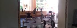 Olga Zubova 120kg Snatch + Hang Snatch