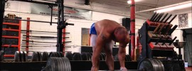 Eric Lilliebridge 362kg Deficit Deadlift + 317kg Paused Squat
