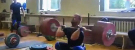 Maxim Sheyko 195kg x2 Push Press + 170kg Snatch Complex + 225kg C&J + More