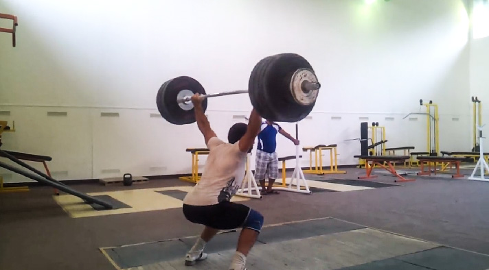 how to improve clean and jerk