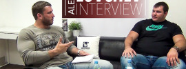 Dmitry Klokov Interviews Aleksey Lovchev *Translation Complete*