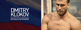 Dmitry Klokov Interview September 2014