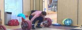 Marcel Guidea 180kg Snatch at 19y/o
