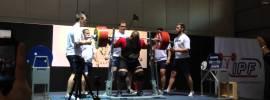 Jezza Uepa 413kg IPF Squat World Record Kimberly Walford 240kg Deadlift at 67kg