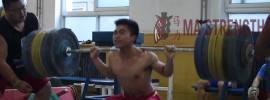 Long De Cheng 226kg Squat