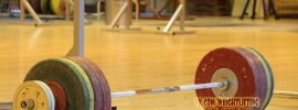 Training Day with the Russian Weightlifting Team