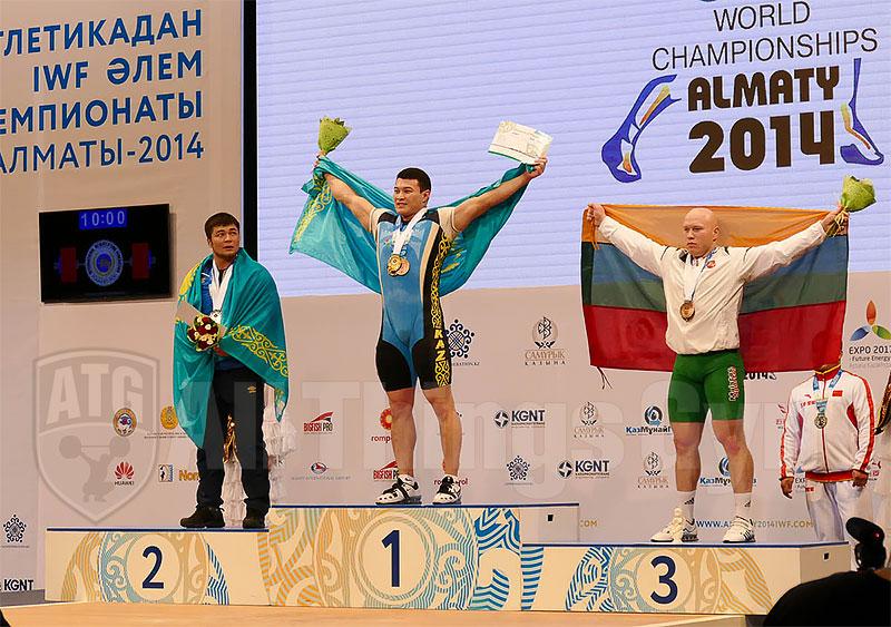 zhassulan-kydyrbaev-vladimir-sedov-podium-almaty-2014