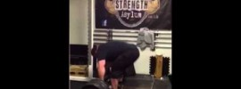 Eddie Hall 400kg x5 Deadlift