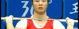 Li Ping 103kg Snatch World Record at 53kg