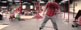Jared Fleming Back Accessory Exercises & Stretches