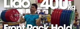 Liao Hui 400kg Front Rack Hold