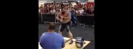 Eddie Hall 462kg Deadlift