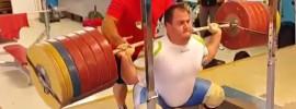 Fernando Reis 320kg x2 Squat *Update 340kg Squat*