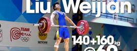 Liu-Weijian china youth world champion