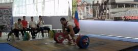 Rinat Kireev 180kg Snatch + 226kg Clean & Jerk