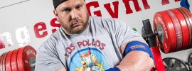 How to Bench Press with Eric Spoto