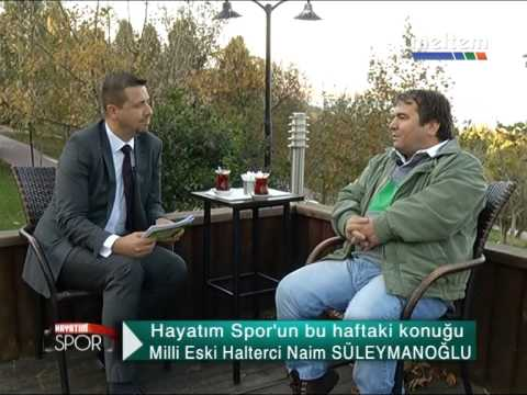 Naim Suleymanoglu Interview *Needs Translation* - All ...