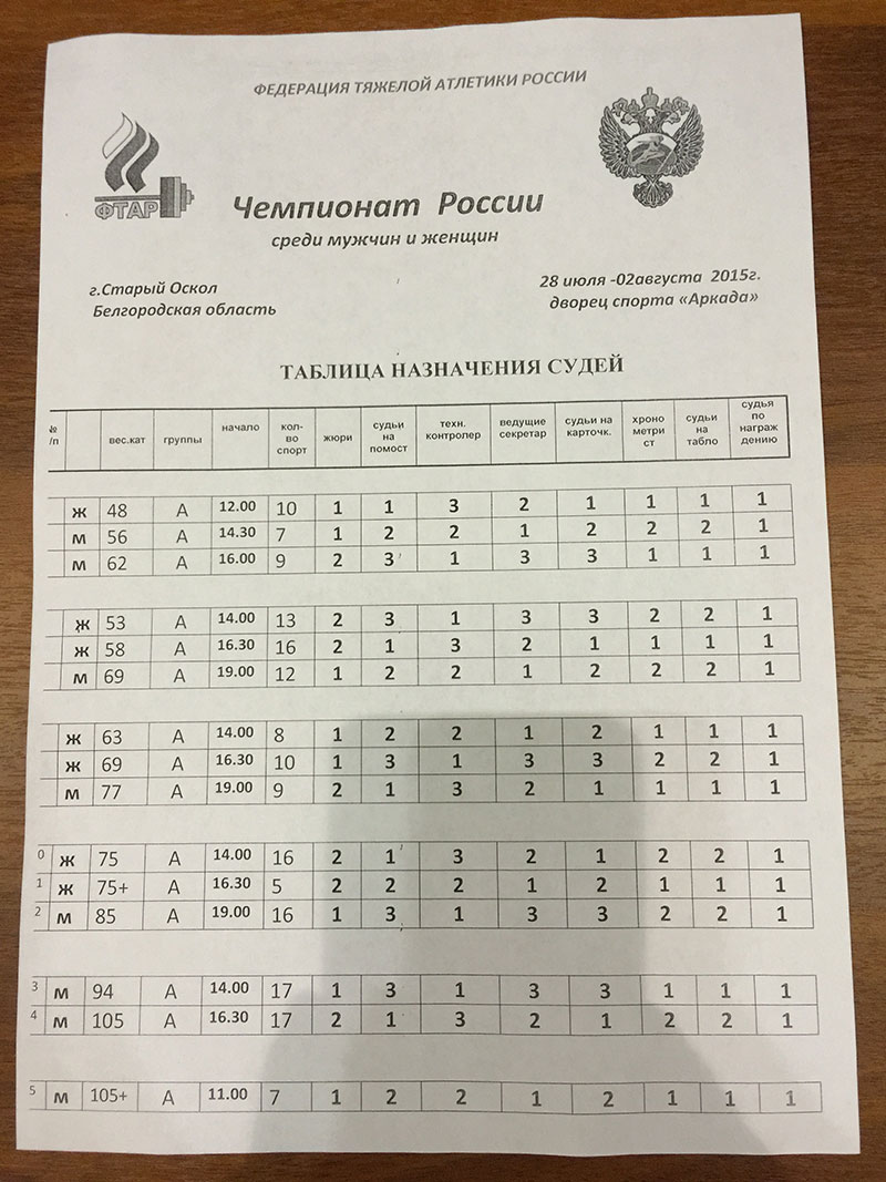 russian-nationals-schedule