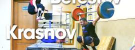 Dmitry Berestov & Alexandr Krasnov Training Hall Russian Championships