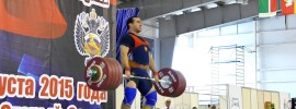 David Bedzhanyan 242kg Clean and Jerk
