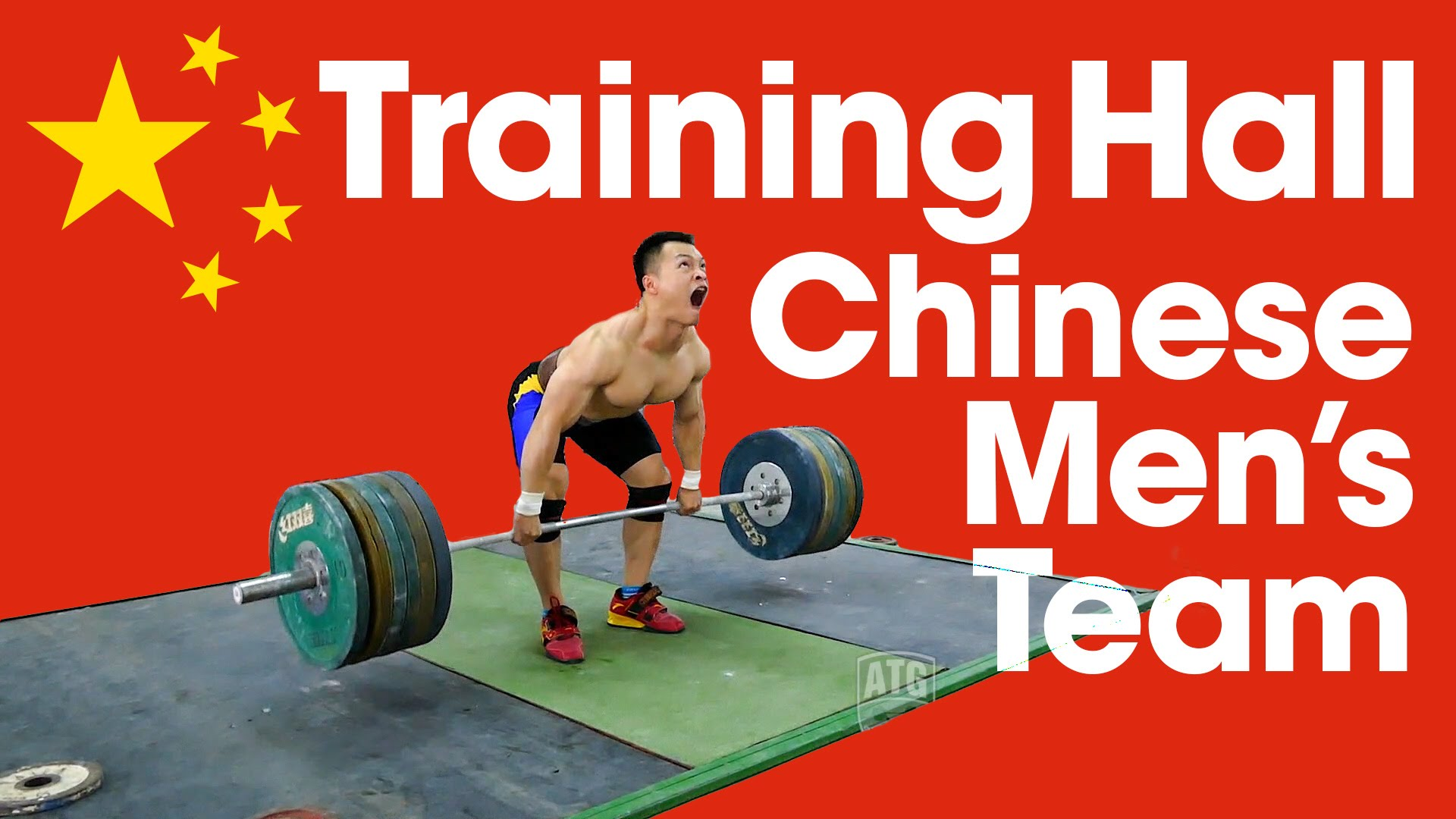 Chinese Men's Team Training Hall Asian Championships - All ...