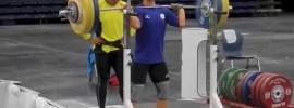 2015 World Championships Training Hall Videos Part 2