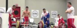 2015 World Championships Warm Up Area Videos