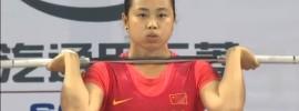 Chinese Squat Jerk Compilation