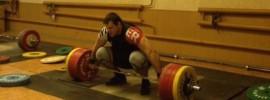 Aleksey Lovchev 210kg Snatch