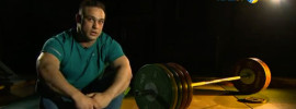 "Ilya Ilyin ""Legend in his Lifetime"" Documentary *Translation Needed*"
