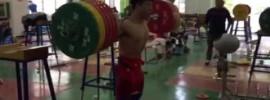 Tian Tao 302kg Squat