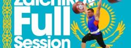 Alexandr Zaichikov 2015 Worlds Training Hall *Full Session*
