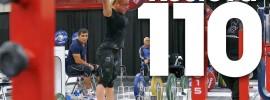 Boyanka Kostova 110kg Snatch 135kg Clean & Jerk 180kg Front Squat