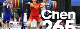 Chen Lijun 4.27 x Bodyweight Front Rack Holds