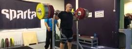 Mart Seim 400kg Squat + Q&A