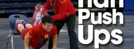 Tian Tao Weighted Push Ups